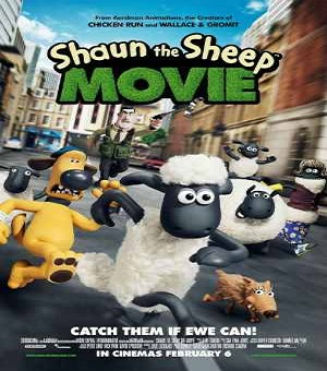 فلم Shaun the Sheep Movie 2015 مترجم BluRAY