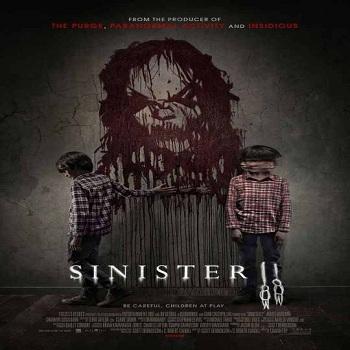 العرض الدعائى الاول و البوستر الرسمى Sinister 2
