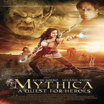 فيلم Mythica A Quest for Heroes 2015 مترجم BluRay 576p