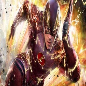 العرض الدعائى للحلقة التاسعة The flash الموسم الثانى
