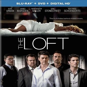فيلم The Loft 2015 مترجم بلورى