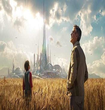 العرض الدعائى المنتظر لفيلم Tomorrowland 2015