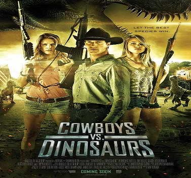 فيلم Cowboys vs Dinosaurs 2015 مترجم HDRip