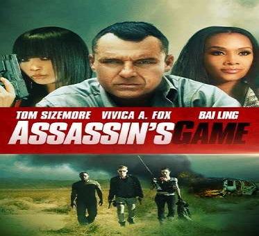 فيلم Assassins Game 2015 مترجم HDRip