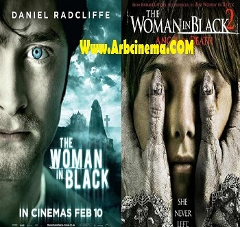 سلسلة افلام The Woman in Black Movies Pack نسخ BluRay
