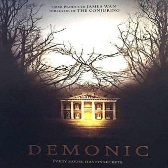 فيلم Demonic 2015 مترجم DVDRip