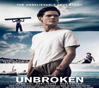 فيلم Unbroken 2014 مترجم 720p BluRay