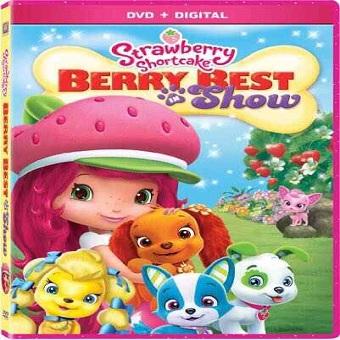 فلم Strawberry Shortcake Berry Best 2015 مترجم 720p WEB-DL