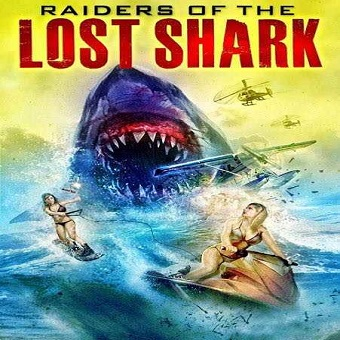 فيلم Raiders of the Lost Shark 2014 مترجم WEB-DL 576p