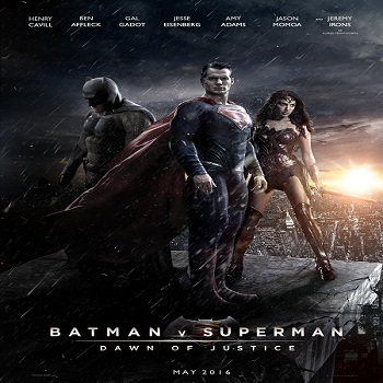 اعلان فيلم Batman v Superman Dawn of Justice 2016