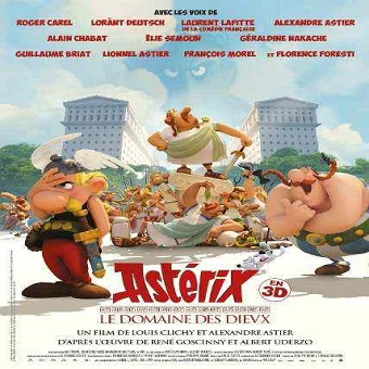 فلم Asterix The Mansions of the Gods 2014 مترجم بنسخة BluRay