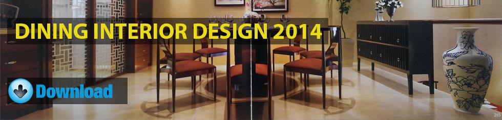 Tải 3d model nội thất phòng ăn đẹp nhất 2014 - click để tải