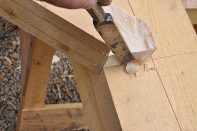 charpente bois tenon mortaise obtenez des id es de design int ressantes en. Black Bedroom Furniture Sets. Home Design Ideas