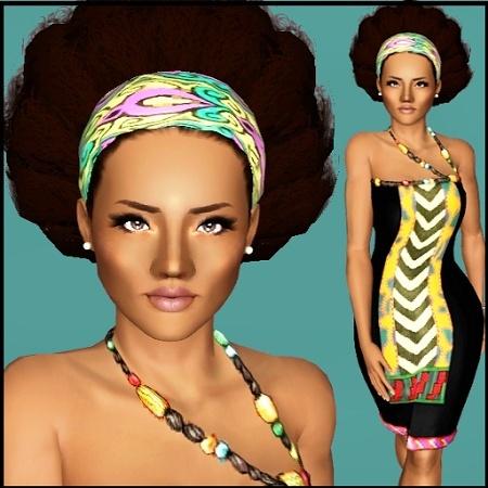 Assez SIMS 3] Recherche de coupe Afro VI23