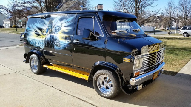 1977 Chevy Van G10 Survivor Quot Super Nice Quot