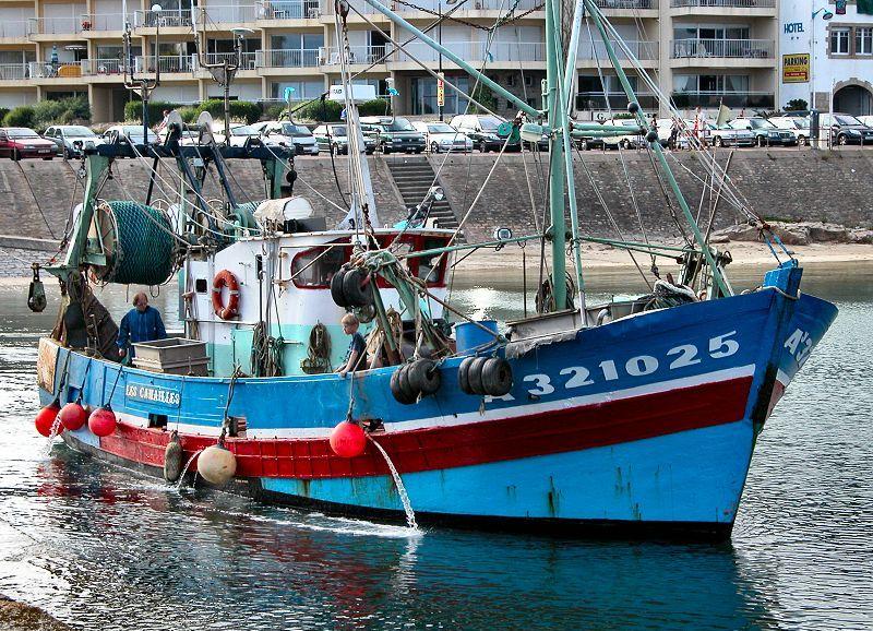 Quesito su peschereccio bretone gwen mor for Piani di costruzione di un garage