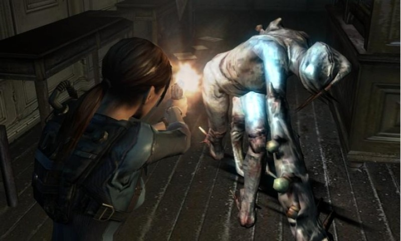 لعبة الاكشن والرعب الرهيبة باصغر نسخة ريباك RE Revelations Excellence Repack