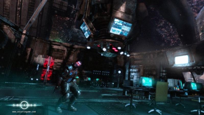 حصريا لعبة الاكشن الرائعة Solarix
