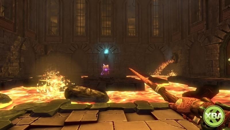 لعبة الاكشن الاكثر رائعة Ziggurat