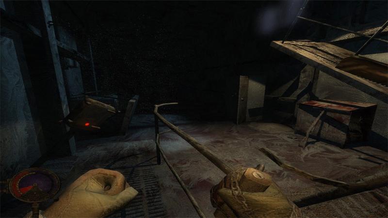 لعبة الاكشن والرعب الرائعة cryostasis