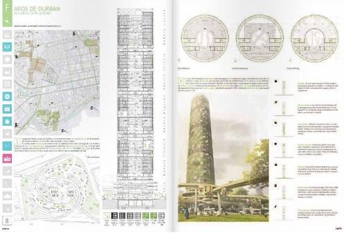 DTF Magazine: Ejemplo de página de la revista