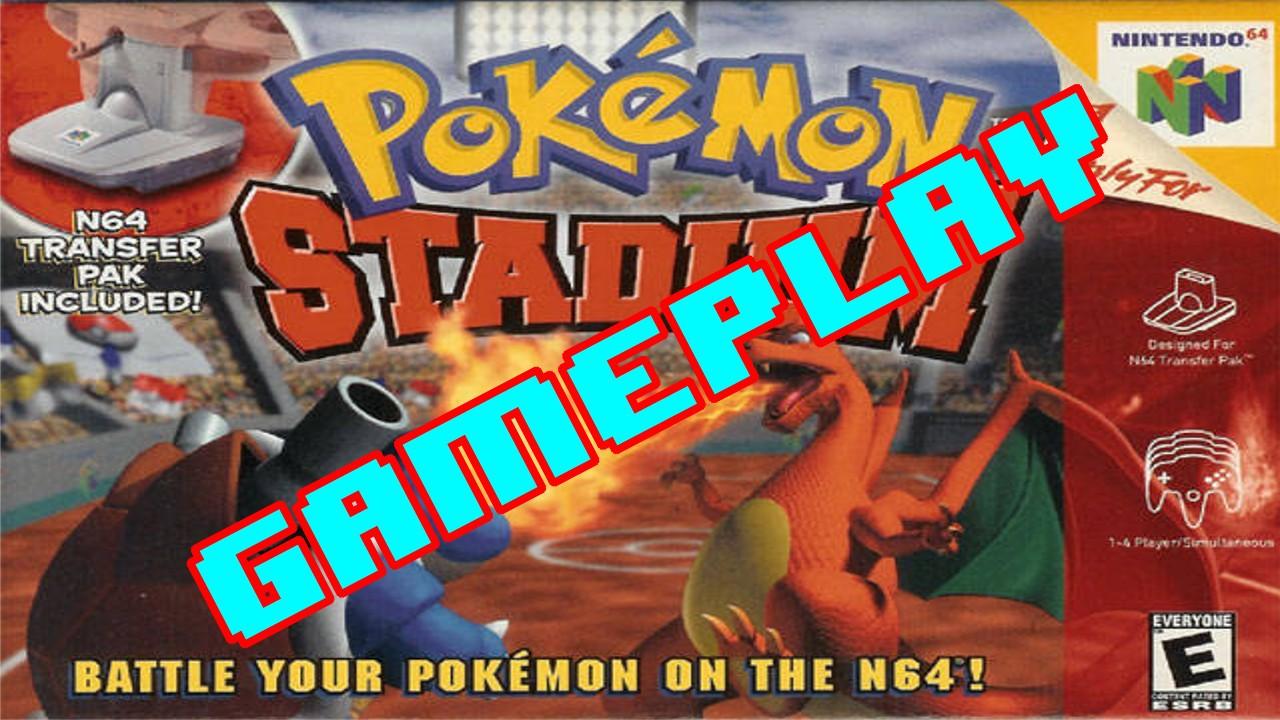 yt:stretch=16:9,let's,play,pokemon,stadium,n64,nintendo,64,español,anime,videojuegos,retro,Let's Play,Nintendo 64 (Computer),Wii,Video Game,vamos,jugar,Games,friki,geek,old,days,90's,vieja,escuela,Pokémon Stadium (Video Game),Pokémon (Anime/Manga Franchise)