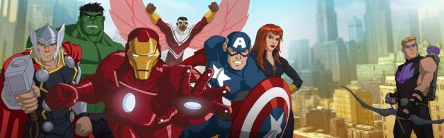 Avengers rassemblement - Dessin anime avengers ...