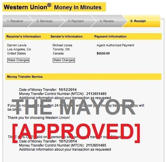 Western Union Transfer Service Available - Pastebin com