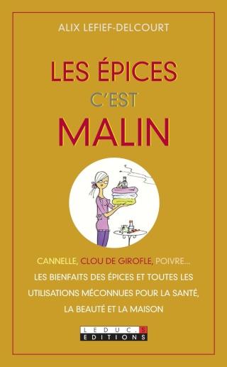 Les épices c'est malin ! - Alix Lefief-Delcourt
