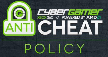 CyberGamer Anti-Cheat Policy