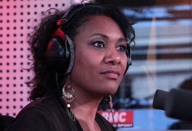 Maryse Ewanjé-Epée au micro de RMC.