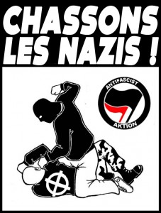 Chassons les nazis !