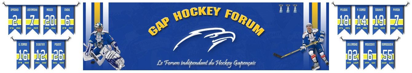 GAP HOCKEY FORUM