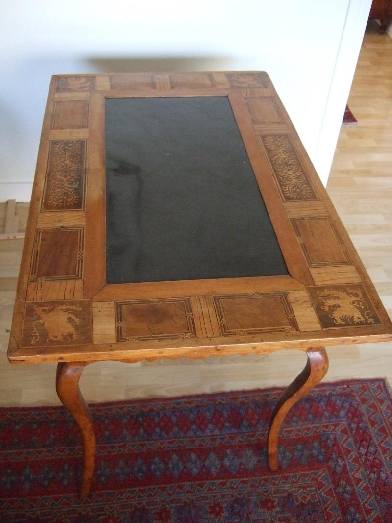 Comment d signeriez vous cette table - Cette de table ...