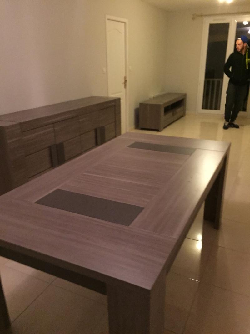 quelles chaises pour table rustique. Black Bedroom Furniture Sets. Home Design Ideas
