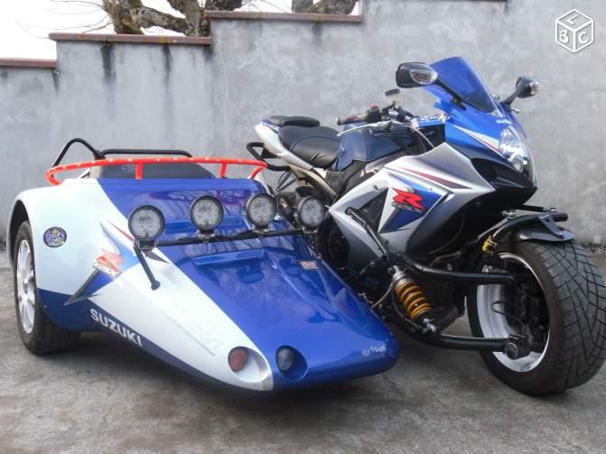 Muskok Side Car