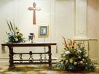 Salons funéraires et colombarium