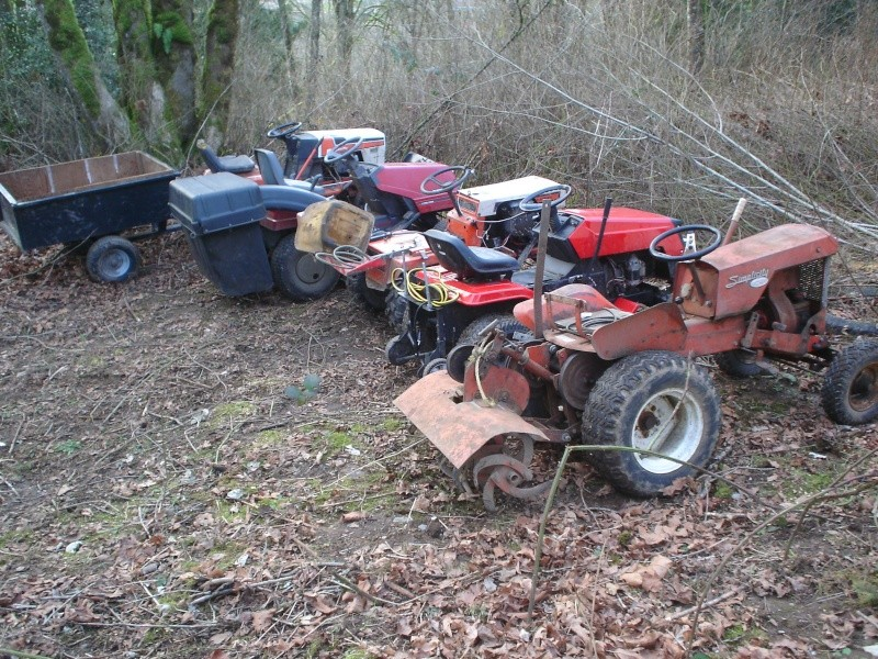 Mtd Mud Mower : How many mowers do you have murray