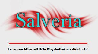 Salveria - Serveur Minecraft RP