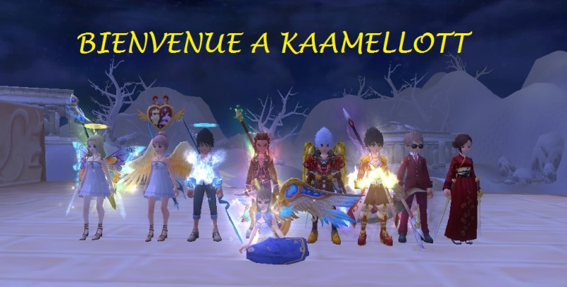 Forum Guilde  Kaamellott