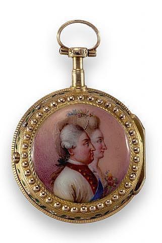Miniatures xviii me repr sentant la famille royale page 2 - Symbole representant la famille ...