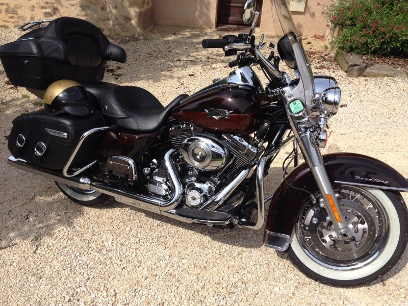 Road King Tour Pack