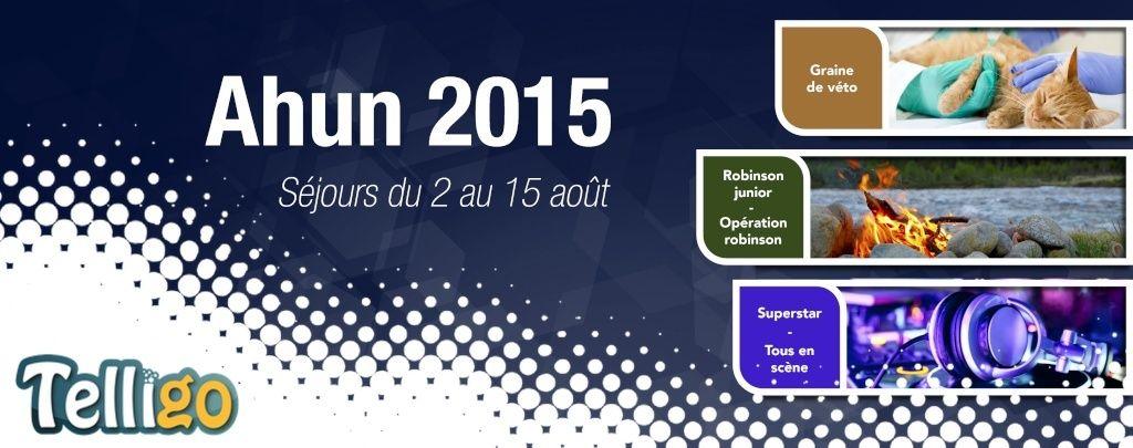 Ahun 2015 - Préparation de séjour