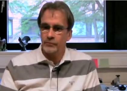Jaakko Seikkula, professeur de psychologie, fondateur d'Open Dialogue - Neptune
