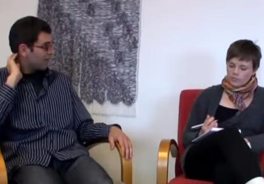Interview de Daniel Mackler par la presse locale