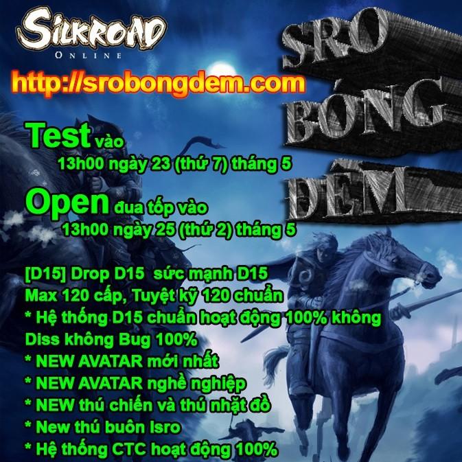 srobongdem.com  Sro BÓNG ĐÊM [D15] Drop D15  sức mạnh D15