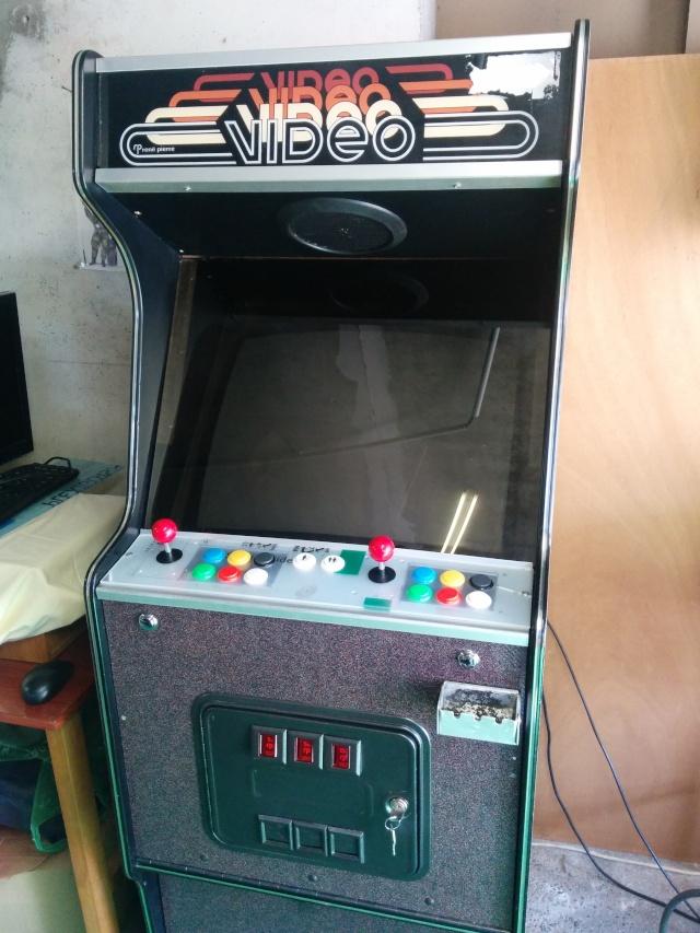 borne arcade 60 jeux rene pierre
