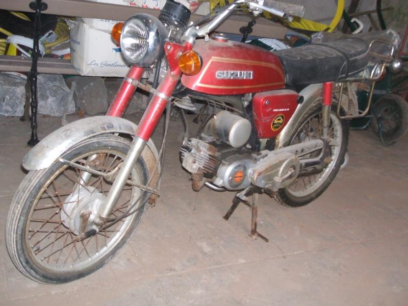 Suzuki Ap 50