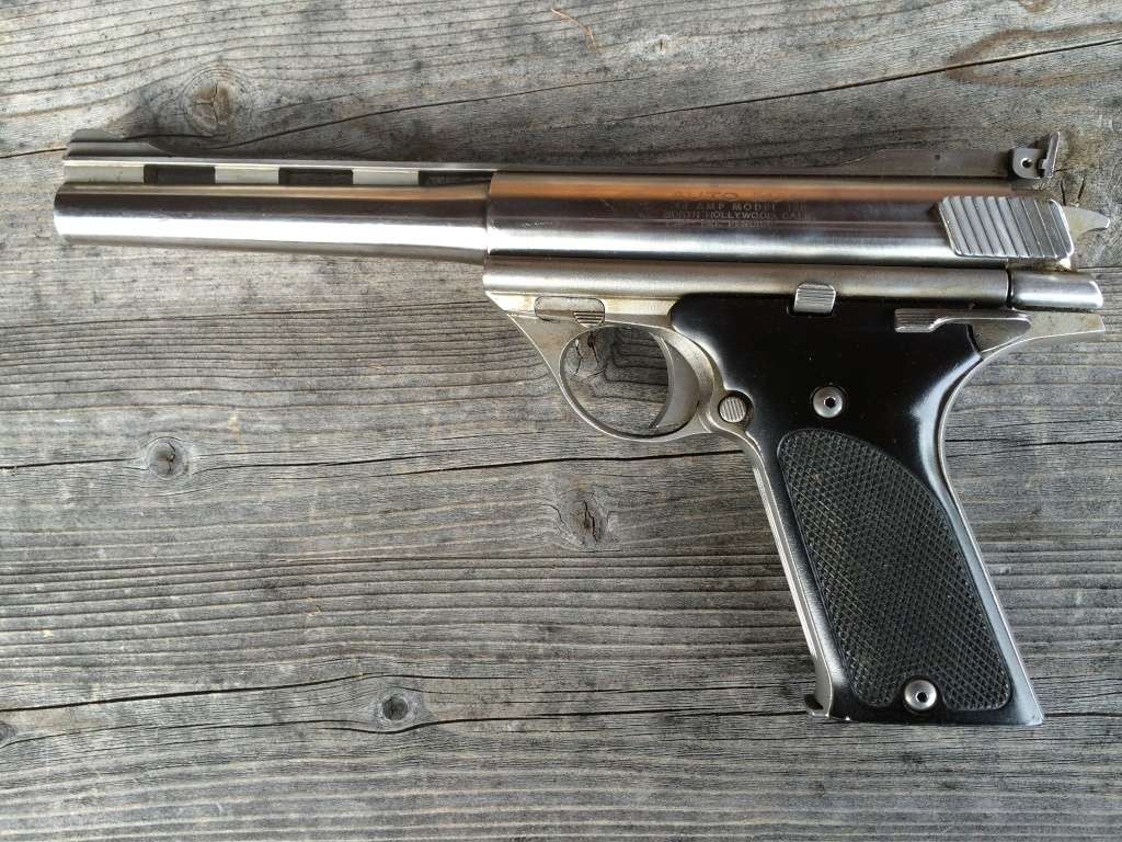 44 auto mag pistol model 180 handguns 10mm. Black Bedroom Furniture Sets. Home Design Ideas