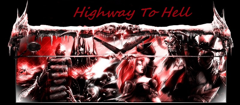 Highway To Hell-ACDC